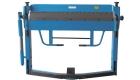 เครื่องพับ ใช้เท้า เครื่องพับโลหะแผ่น เครื่องพับแมนนวล Folding Brake Manual Machine model 2062 1320x2mm.-2