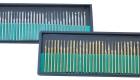 ชุดเจียเพรช ชุดเจียไทเทเนียม ชุดเจียงาน ดอกเจีย หัวเจีย ดอกกัด ดอกเจีย ชุดแกะสลัก หัวเพรชและหัวไทเทเนียม Dimond Titanium burrs dremel tools accessories3