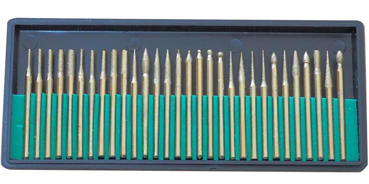 ชุดเจียไทเทเนี่ยม ชุดเจียรงาน ดอกเจียร หัวเจียร ดอกกัด ดอกเจียร ชุดแกะสลัก หัวไทเทเนี่ยม ทำงานหินได้ด้วย Titanium dremel tools accessories