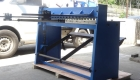 เครื่องตัด เครื่องตัดโลหะแผ่น เครื่องตัดเท้าเหียบ เครื่องตัดโลหะ Foot Cutting Shear Machine model Q01 1270x1.5mm.-6